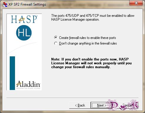 Драйвер Hasp Вручную